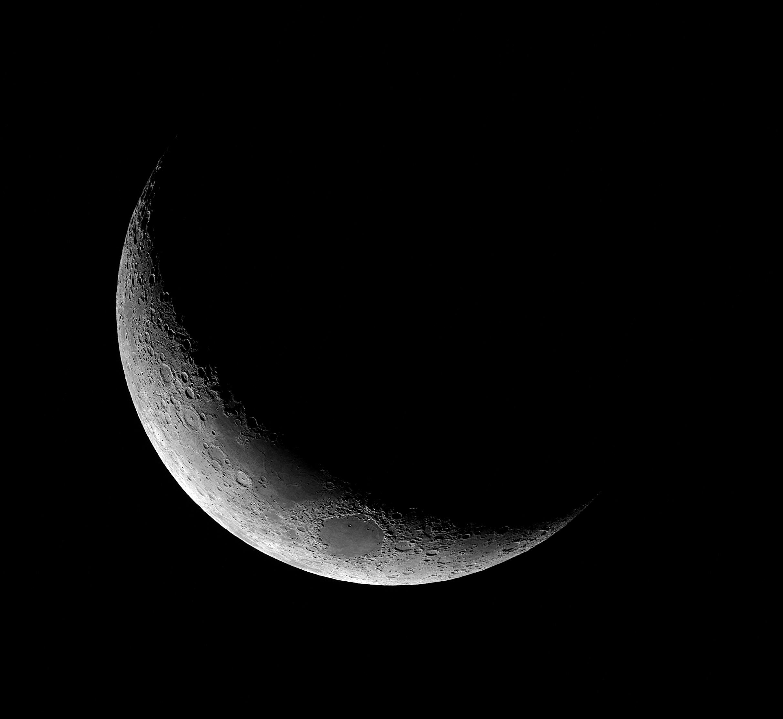 lune et croissant